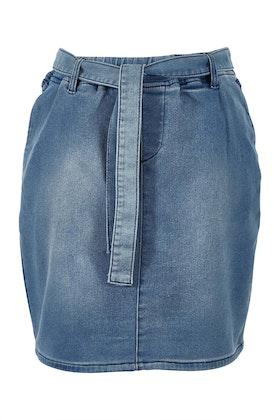 Betty Basics Archer Stretch Denim Skirt