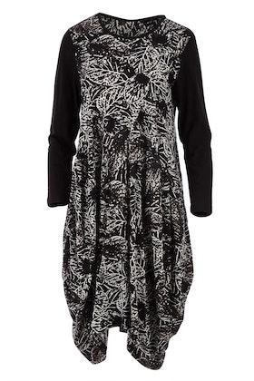 Orientique La Peiosa Print Dress