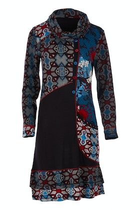 Orientique Catania Print Dress