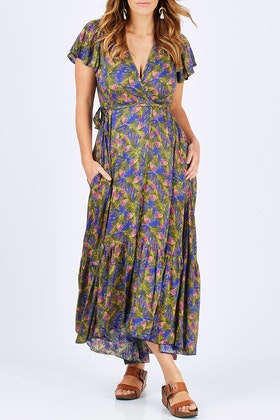 Honeysuckle Beach Margarita Dress