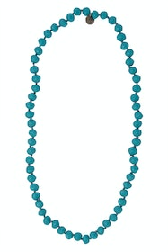 Small Beads Long Necklace
