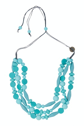 Greenwood Designs Adjustable Beaded Necklace