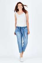 Betty Basics Jude Stretch Denim Pant