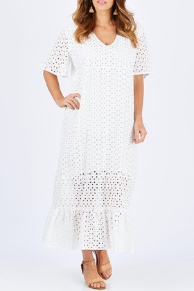 PQ Collection Eloquence Maxi Dress