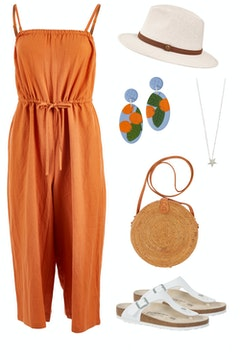 Orange Glad It's Sunday?