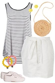 Sunshine 'n Stripes