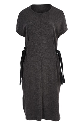 Cordelia St Textured Pinafore Dress