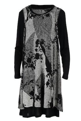 Cordelia St Mesh Dress Set