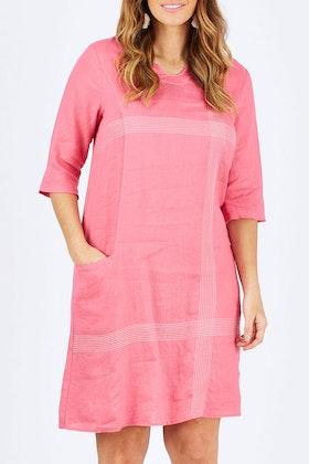Gordon Smith Linen Dress