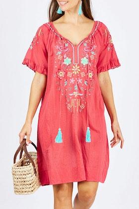Lula Life Coralea Dress