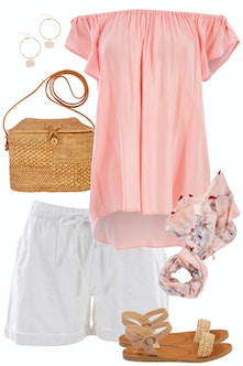 Funky In Blush