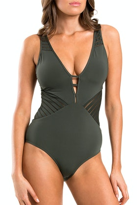 JETS D_dd Tab Plunge One Piece