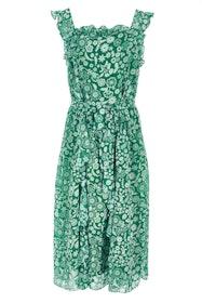 Le Sepzia Ruffle Dress