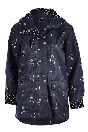 Elm Rain Drops Jacket