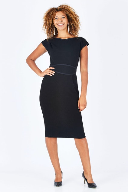 Sacha Drake Bayliss Dress - Womens Knee Length Dresses - Birdsnest ... 6c9b20cd5