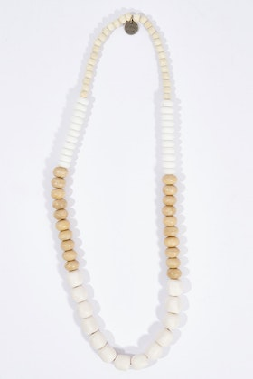 Greenwood Designs Two Tone Long Necklace