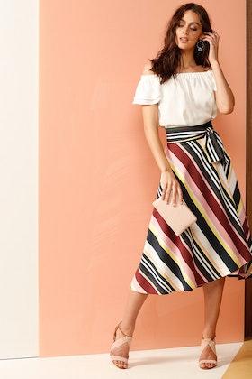 Sacha Drake Ghiradon Skirt