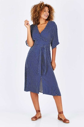 Fate + Becker So Me Tie Waist Dress