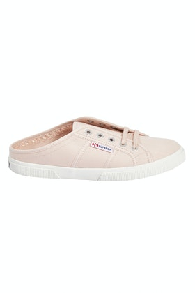 Superga Canvas Mule Sneaker