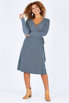 Padmini Wrap Dress