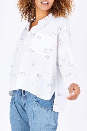 Boom Shankar Sky Shirt