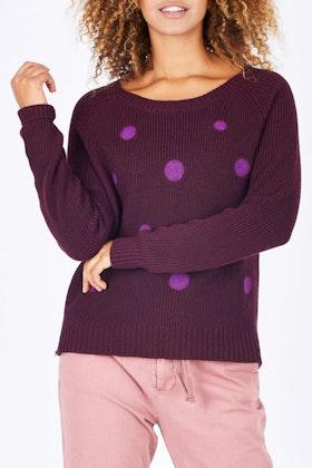 Elm Circles Knit