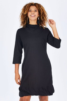 Orientique Turtleneck Dress