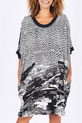 Orientique St Peters Print Dress