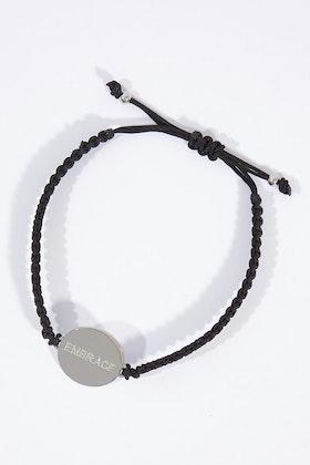 Embrace Woven Embracelet