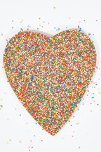 Freckleberry Large Milk Chocolate Heart