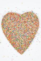 Freckleberry Large Milk Chocolate Heart