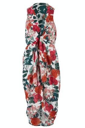 Spicy Sugar Floral Pop Dress