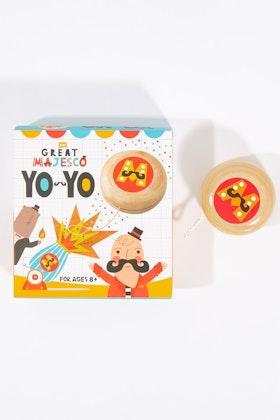 Outliving The Great Majesco Yo-yo