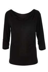 The Reversible Cowl Neck Top