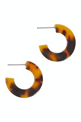 Jolie & Deen Suzi Hoop Earrings