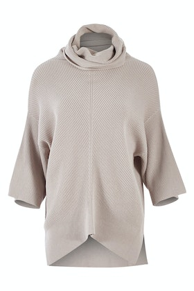 Natural for birds Natural Cropped Sleeve Knit