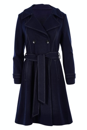 bird by design The Divine Wool Blend Coat