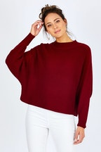 Natural for birds Merino Wool Cosy Sweater