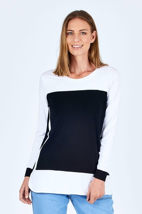 bird keepers The Panel Luxe Top