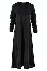 The Button Detail Midi Dress