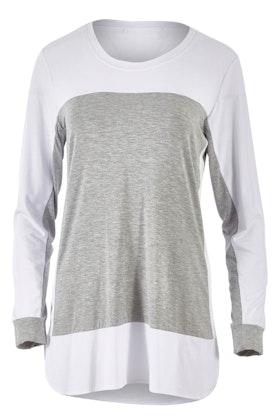 f670a6a89c1093 White T-Shirts at Birdsnest Fashion