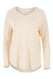 The Stripe Jersey Top
