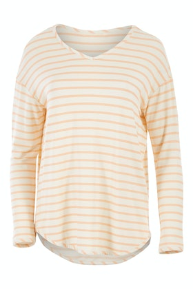 bird keepers The Stripe Jersey Top