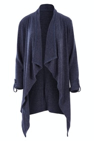 The Midi Waterfall Cardi