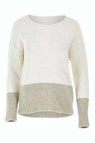 The Colour Block Pullover