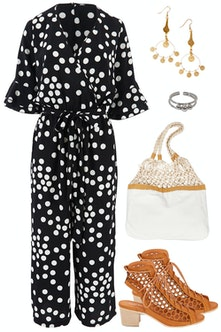 Dotty about Jumpsuits
