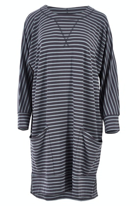 bird keepers The Pocket Stripe Shift Dress