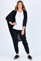 Betty Basics Santorini Drape Cardigan