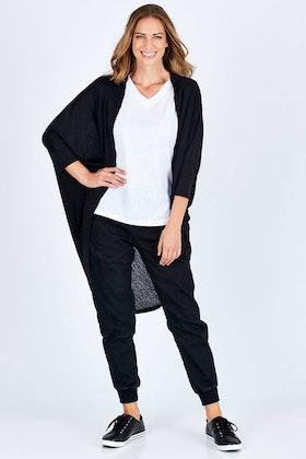 Betty Basics Santorini Drape Cardigan