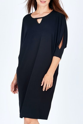 bird by design The Bat Wing Sleeve Dress